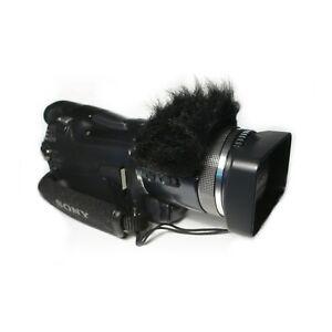 Gutmann Mikrofon Windschutz Für Universal Camcorder Handycam Audio For Video