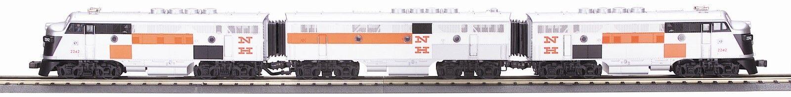 MTH O-GAUGE O Scale Premier F-3 ABA Diesel Set  20-80003B -- NEW