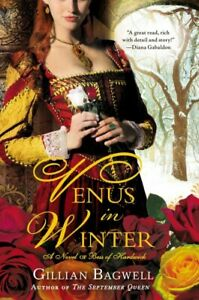 Venus-in-Winter-Paperback-by-Bagwell-Gillian-Brand-New-Free-P-amp-P-in-the-UK