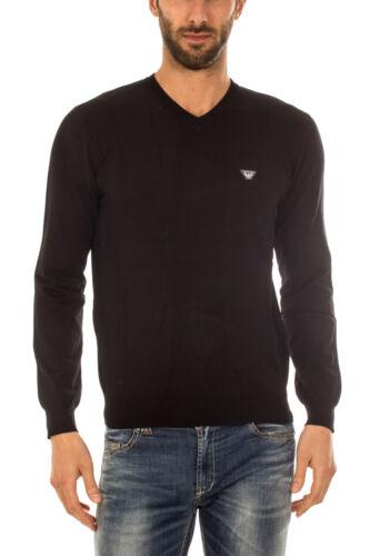 Armani s 6x6ma46m0iz Pull une Noir Homme Faire Sz offre s 1200 Pull Jeans Aj S rRPrxH