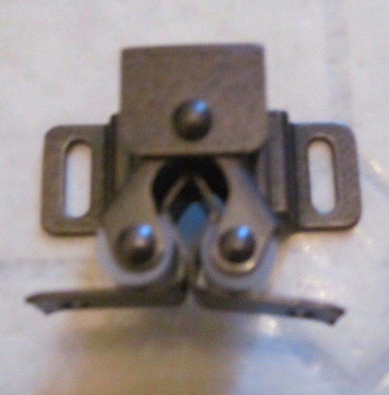 P657-STB 1-Inch Catch Statuary Bronze Cabinet And Furniture Door Catches