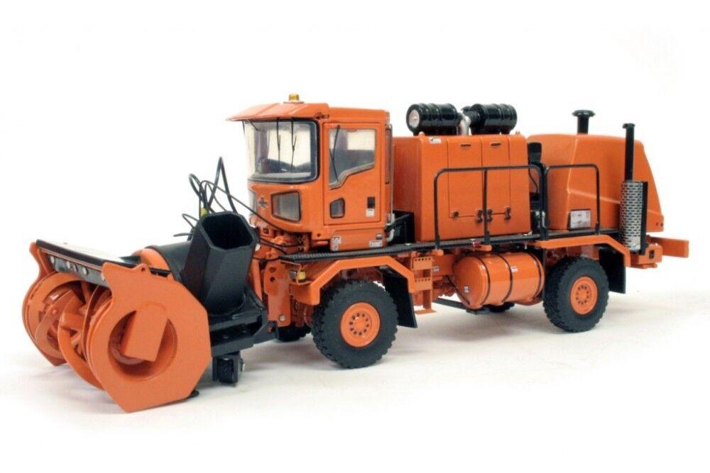TWH 1 50 CAMION CHASSE-NEIGE OSHKOSH H H H + HB souffleur Orange 0577f9