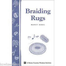 Braiding Rugs, Nancy Bubel, how to make a braided rug