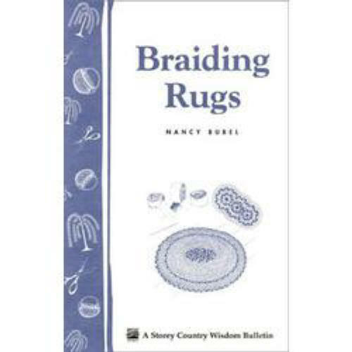 Nancy Bubel Braiding Rugs how to make a braided rug