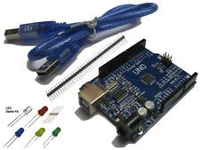Atmega328P  Entwicklungsboard CH340G  LED Starterkit UNO R3 Arduino kompatibel