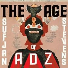 "SUFJAN STEVENS ""THE AGE OF ADZ"" CD NEU"