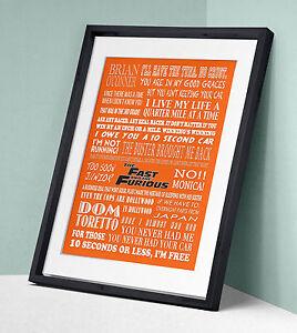 The-Fast-and-the-Furious-Paul-Walker-Vin-Diesel-Movie-Film-Poster-Print-Art