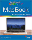 Teach Yourself Visually MacBook by Guy Hart-Davis (Paperback, 2016)