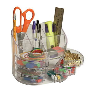 Officemate-Multi-Compartment-Double-Supply-Organizer-6-in-H-X-5-1-4-in-W-X-6