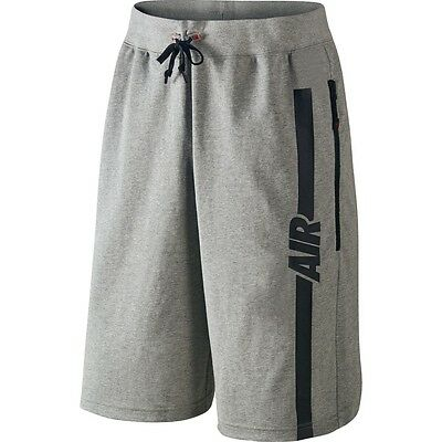 Nike Men's Sportswear Air Pivot V3 Shorts Dark Grey Gray Heather 728275 063 | eBay