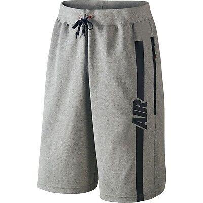 Nike Men's Sportswear Air Pivot V3 Shorts Dark Grey Gray Heather 728275-063