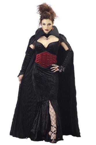 Dark Gothic Evil Countess of Mayhem Vampire Costume