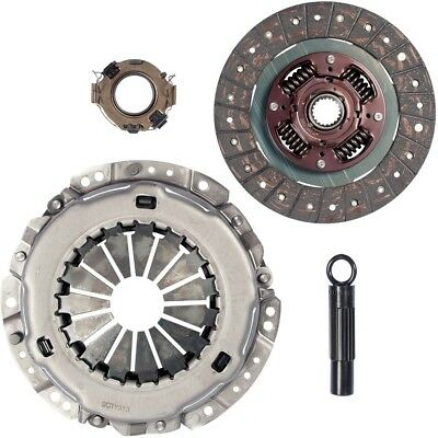 Clutch Kit Works With Toyota Celica Camry Mr2 Solara Se Gt Dx Base Le 1990-2001 2.2L l4 GAS 2.2L l4 GAS DOHC Naturally Aspirated 4-Puck Disc Stage 3; Flywheel Spec: +.020; Engine: 5SFE