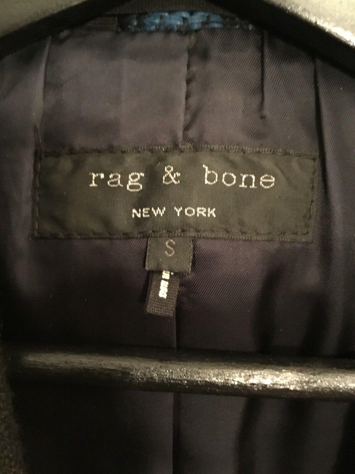 Rag & Bone Multi-Color Short Coat/ Long Blazer, S - image 2