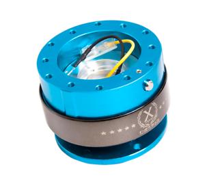 NRG Steering Wheel Quick Release Gen 2.0 Pink Body Titanium Ring SRK-200PK