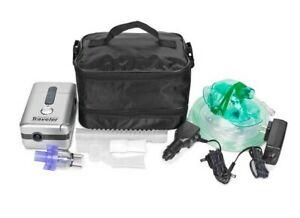 DeVilbiss-Traveler-Portable-Nebulizer-w-Battery-6910P-DR