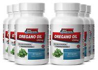 Potassium Hydroxide - Oregano Oil 1500mg - Boost Immunity System Pills 6b
