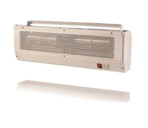 Air Curtain Screen Over Door 3kw Heater Wall Or Ceiling
