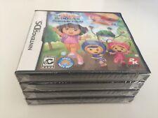 Team Umizoomi & Dora's Fantastic Flight (Nintendo DS, 2012)