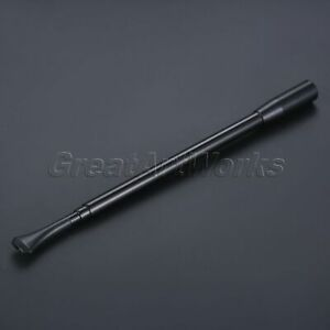 Aluminum-Telescopic-Lady-Cigarette-Holder-Filter-Tobacco-Herb-Smoking-Tool-Black