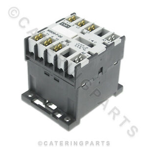 IMO-MB09-F-00-9A-CONTACTOR-RELAY-WITH-PUSH-FIT-TAB-TERMINALS-220-240v-COIL