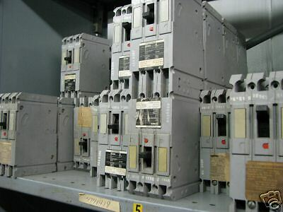 90 AMP,480 VOLT,3 POLE Circuit Breaker,WARRANTY ITE Siemens HE43B090