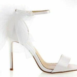 Women Wedding Bridal Party Stiletto