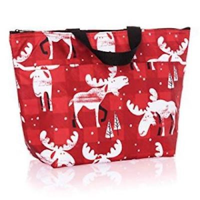 New Thirty one Thermal Picnic Tote lunch storage Bag in Loopsy Daisy 31 gift