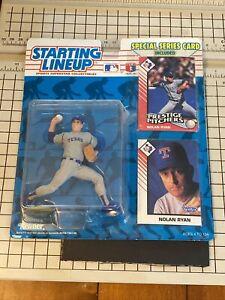 Nolan Ryan 1993 Starting Lineup. New In Original Box