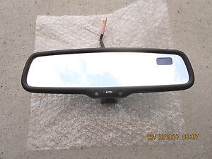 07 11 Toyota Camry Le Se Xle Hybrid Rear View Mirror Auto Dim