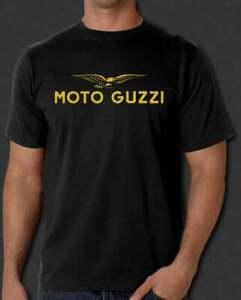 Unisex T-Shirt Moto Guzzi Motorcycles Italy Shirts For Men Women Mon Gift Funny