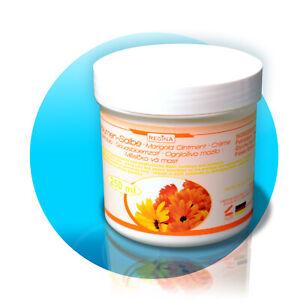 4x-Ringelblumen-Salbe-250-ml-Creme-Balsam-Pflegt-und-Hautschutz