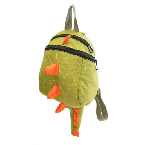 Baby Kids Dinosaur Safety Harness Reins Backpack Walker Strap Cartoon Bag