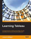 Learning Tableau by Joshua N. Milligan (Paperback, 2015)