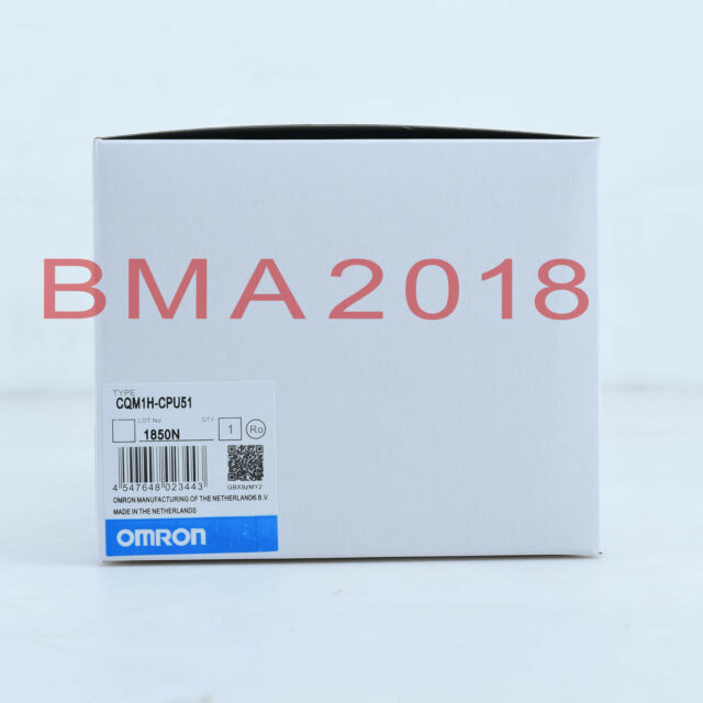 1PC new Omron PLC CPU Unit CQM1H-CPU51 One year warranty fast delivery