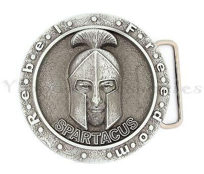 Spartacus Gladiator Warrior Metal Fashion Belt Buckle