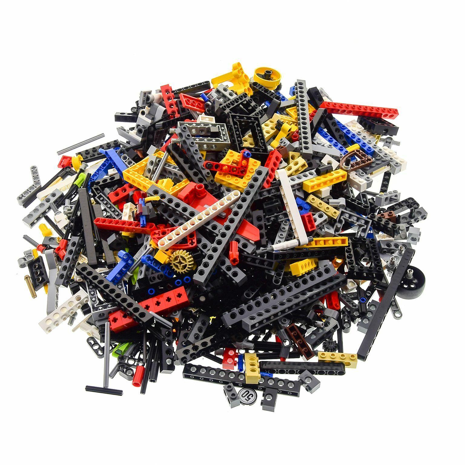 1 kg LEGO Technic Technique pierres kiloware un Tutti Frutti Par Exemple PINS lochstangen
