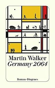 Germany-2064-detebe-de-Walker-Martin-Livre-etat-bon