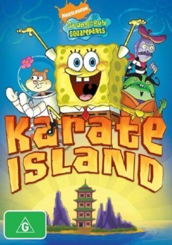 1 of 1 - Spongebob Squarepants - Karate Island (DVD, 2007) region 4