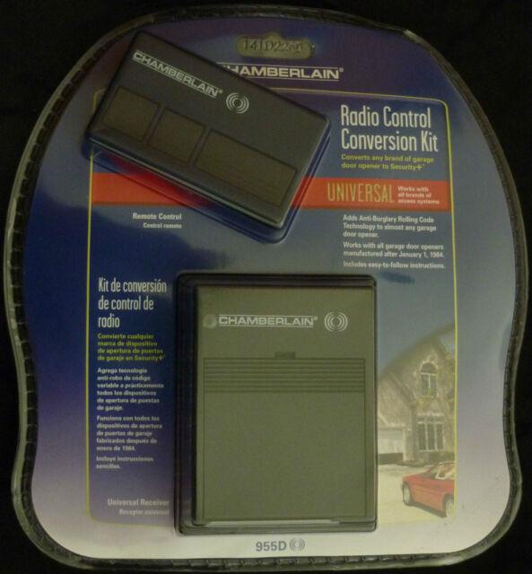 Chamberlain Universal Radio Control Conversion Kit 955d For Sale Online Ebay