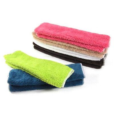 Bamboo Home Car Cleaning Random Wash Cloths Dishcloths Rags Towel for 1pcs