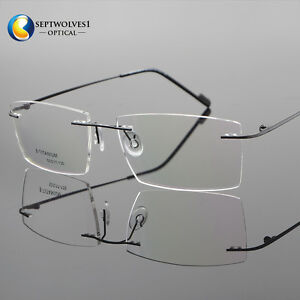 Men-039-s-Titanium-Rimless-Reading-Glasses-UV400-Coating-Lens-Reader-0-00-5-00