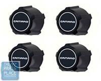 82-91 Camaro Center Cap Set For 5 Spoke Aluminum Wheels - Set Of 4 - 302