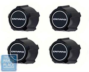 82-91-Camaro-New-Center-Cap-Set-For-5-Spoke-Aluminum-Wheels-Set-Of-4-302