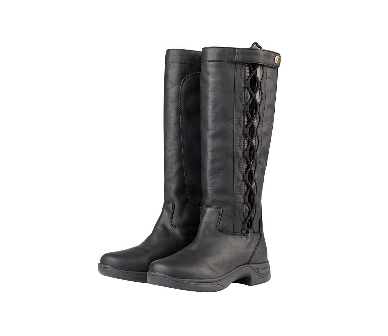 Dublin Pinnacle Grain Waterproof Breathable Country Riding Lace Womens New Boots