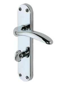 Image Is Loading Yale 039 Fistral Bathroom Door Handles Lock