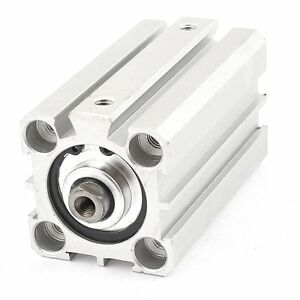 SDA20-50 20mm Bore 50mm Stroke Stainless steel Pneumatic Air Cylinder