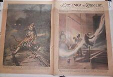 Morte Olevano sul Tusciano Wadlow Treno investe tigre foresta indiana Boa Uomo
