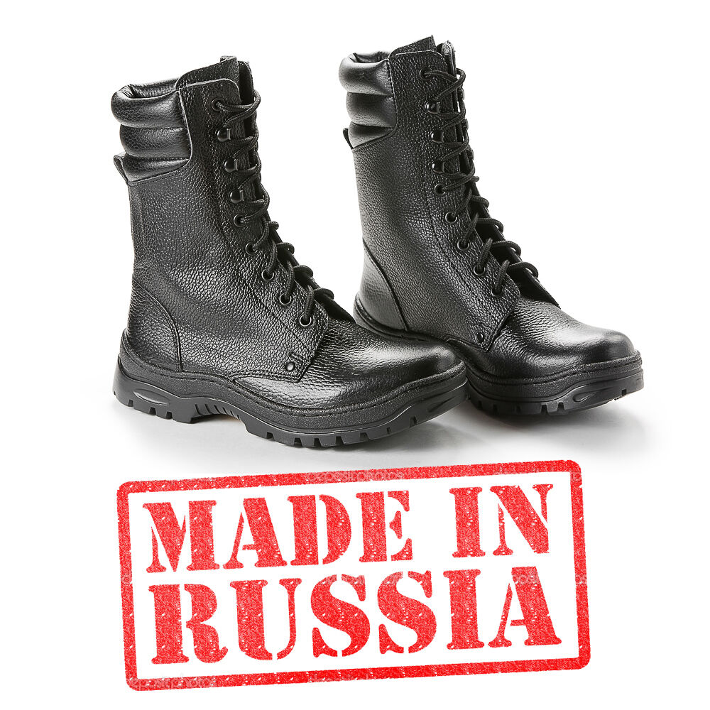 Russian army Waterproof uniform man paintball leather boot Military Hiking Trail