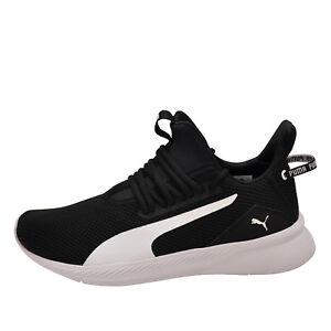 892bf44955ef PUMA TISHATSU FRESH Black   White Men s Athletic Sneakers 192327-01 ...
